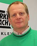 Vorsitzender Peter Baumgarten